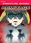 Armitage III Dual Matrix Movie DVD