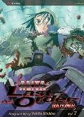 Battle Angel Alita Last Order Graphic Novel Vol 7