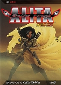 Battle Angel Alita Graphic Novel Vol 6 Angel of Death 216pgs 2nd Ed