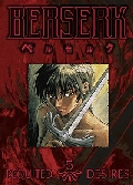 Berserk Vol 5 DVD