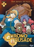 Chrono Crusade DVD Vol 4 - The Devil to Pay