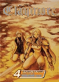 Claymore Graphic Novel Vol 4 200pgs