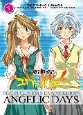 Neon Genesis Evangelion Angelic Days Graphic Novel Vol 1 184pgs