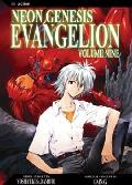 Neon Genesis Evangelion Manga Vol 9