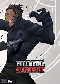Fullmetal Alchemist Vol 9 DVD Pain and Lust