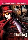 Hellsing Vol 3 DVD