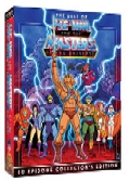 He-Man and the Masters of the Universe Best of Dvd
