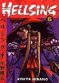 Hellsing Graphic Novel Vol 6