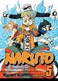 Naruto Graphic Novel Vol 5 184pgs
