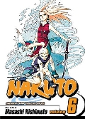 Naruto Graphic Novel Vol 6 192pgs