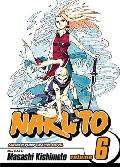 Naruto Graphic Novel Vol 6 192pgs