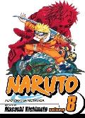Naruto Graphic Novel Vol 8 192pgs