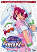 Nurse Witch Komugi DVD Vol 1 - A Vaccine For Humanity