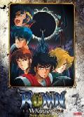 Ronin Warriors New Adventures OVA DVD