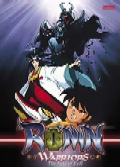 Ronin Warriors DVD Vol 10 - The Fate of Evil