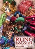 Rune Soldier DVD Vol 1 - Enter The Klutz