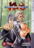 Samurai Deeper Kyo Graphic Novel Vol 9
