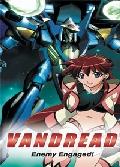 Vandread DVD Vol 1 Enemy Engaged