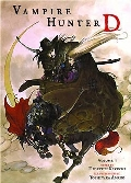 Vampire Hunter D Graphic Novel Vol 1