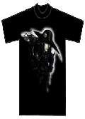 Vampire Hunter D Bloodlust T-shirt style 2 black XL